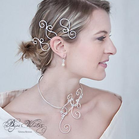 Bijoux Pour Cheveux : bijoux pour cheveux mariage ~ Melissatoandfro.com Idées de Décoration