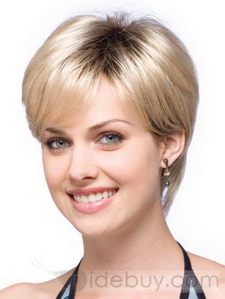 cheveux court blond