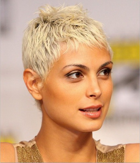 Cheveux Courts Blond