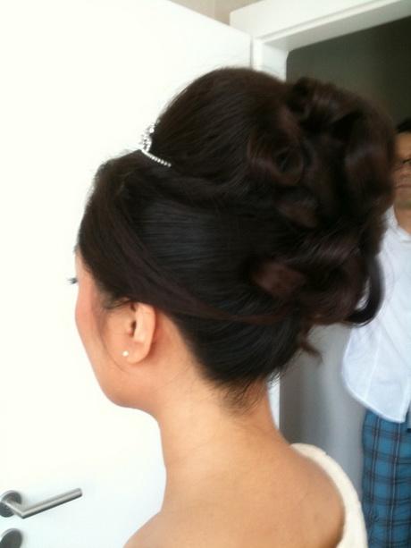 Chignon mariage turc - Ecole de coiffure paris coupe gratuite ...
