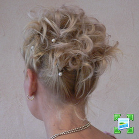 Chignon Pour Cheveux Court