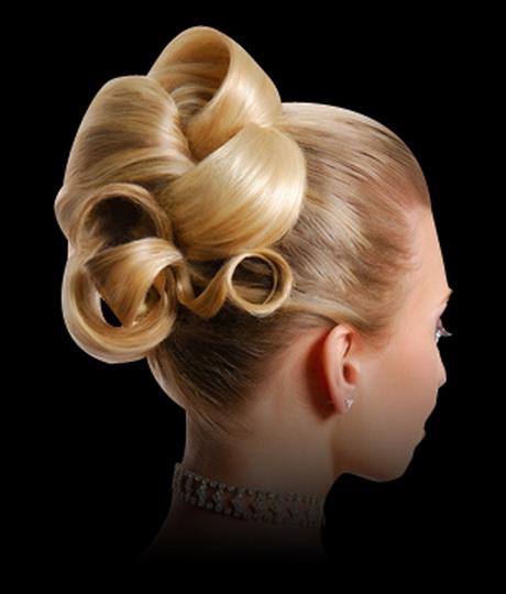 Chignon pour fete for Salon de coiffure alexandre henry