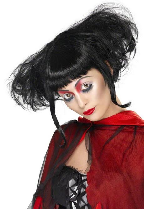 Coiffure Halloween Femme