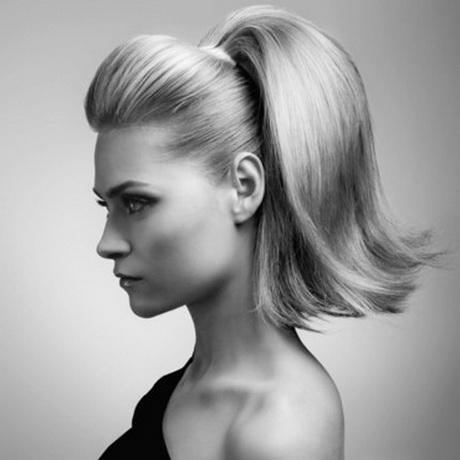 Coiffure haute cheveux long - Salon de coiffure alger ...