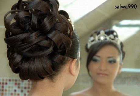 coiffure mariage libanais. Black Bedroom Furniture Sets. Home Design Ideas