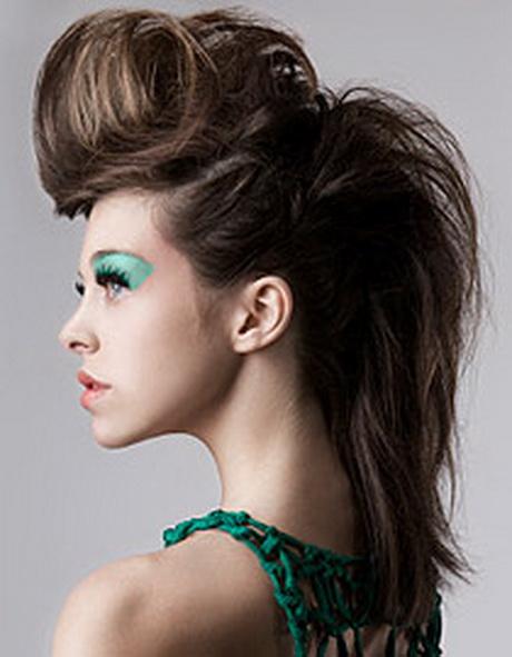 Rockabilly coiffure femme id es de conception sont int ressants votre d cor - Coiffure rock femme ...