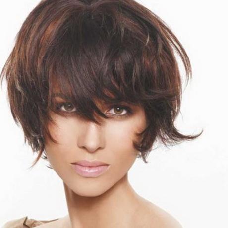 Coupe boule cheveux courts for Coupe de cheveux visage losange femme