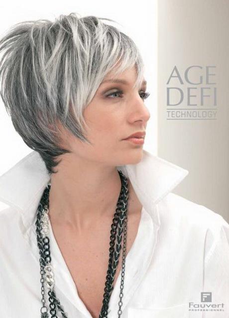 25 jolies faons de porter les cheveux blancs - ellefr