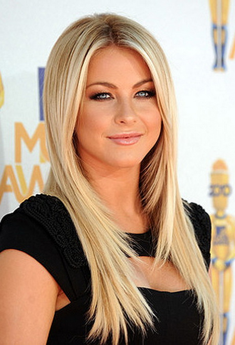 Coupe cheveux blond - Coupe cheveux long blond ...