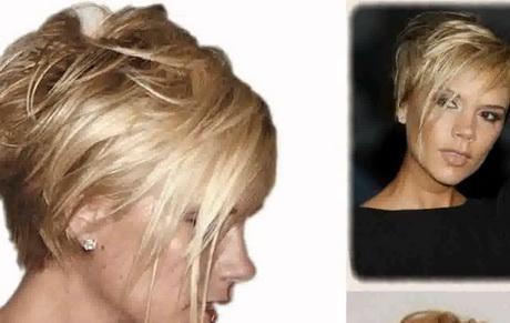 Coupe cheveux courts femme visage rond