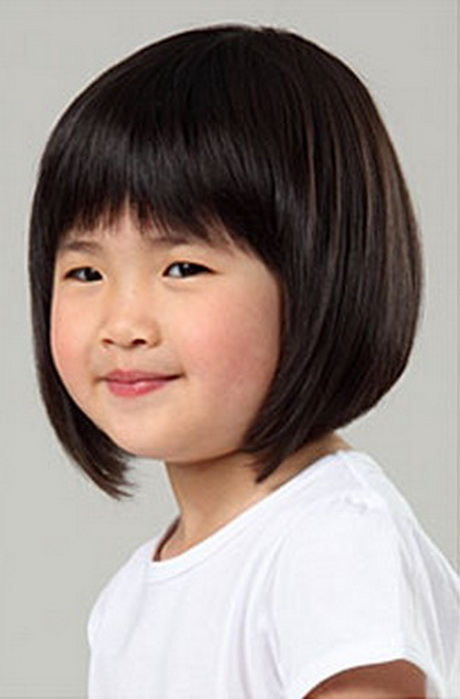 Coupe cheveux petite fille - Coupe petite fille ...