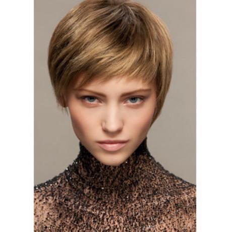 Coupe courte cheveux fins - Coupe cheveux fins femme ...