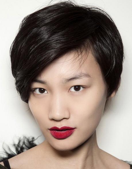 Coupe courte cheveux raides - Coupe courte halle berry ...