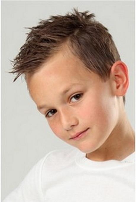 Coupe courte enfant for Coupe cheveux enfant 2 ans