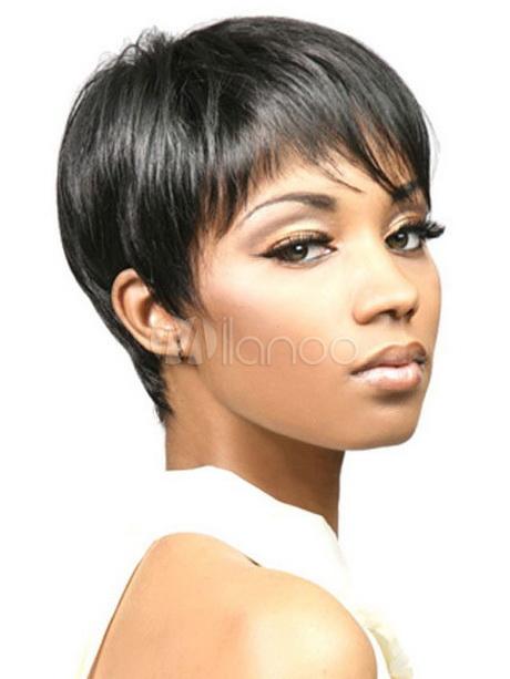 Coupe courte femme afro - Coupe courte femme noire ...