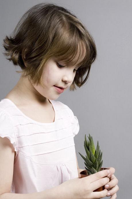 Coupe courte petite fille - Coupe pour enfant ...