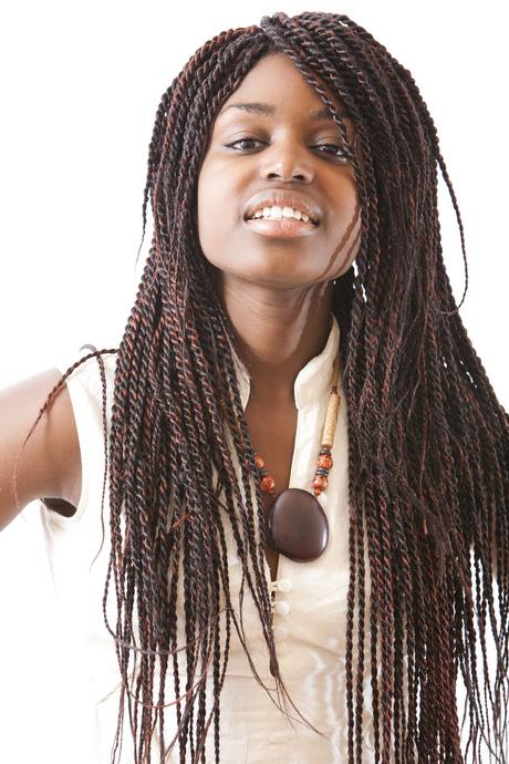 Coupe de cheveux africaine for Salon coiffure africain