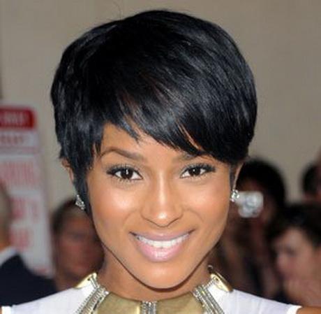 Coupe de cheveux court afro - Coupe afro courte femme ...