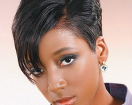 Coupe de cheveux femme africaine - Coupe courte femme noire ...