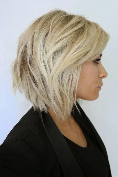 coupe de cheveux femme blonde