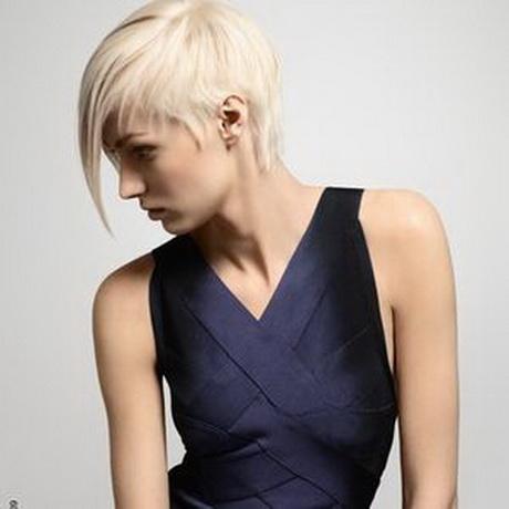 Coupe de cheveux fille court - Coupe asymetrique courte femme ...