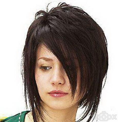 Coupe de cheveux mi long pour visage ovale