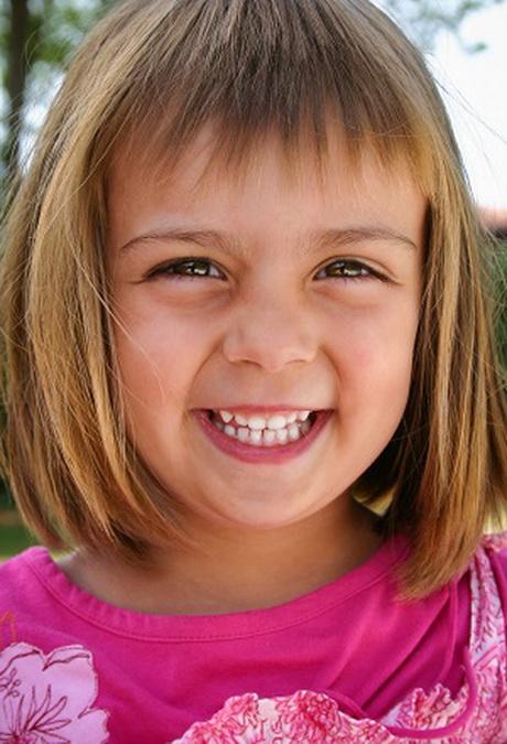 Coupe de cheveux petite fille - Coupe courte fille ...