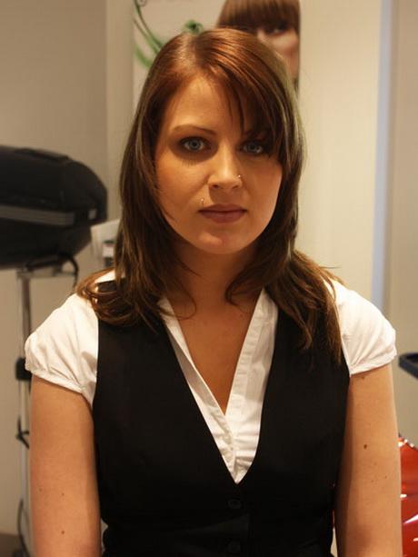 Coupe de cheveux pour visage allong - Coupe courte visage rectangulaire ...