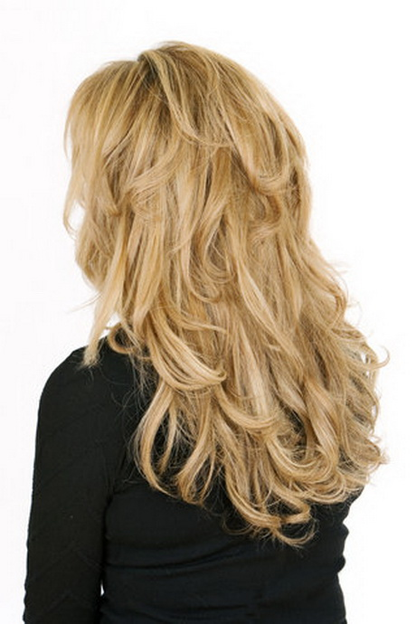 exemple de coupe de cheveux long