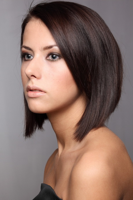 Idee Coupe De Cheveux Mi Long
