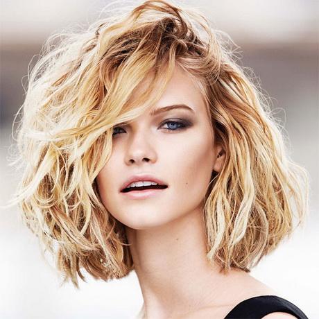 Id Es Coiffures Cheveux Mi Longs