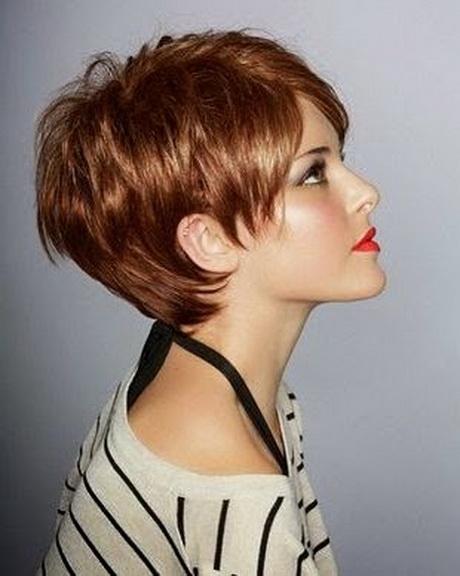 Modele Coiffure Cheveux Court 2015