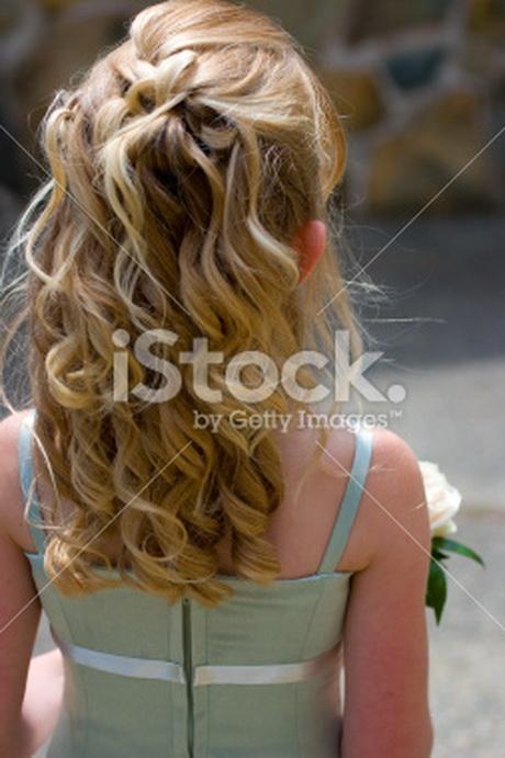 modele coiffure enfant mariage