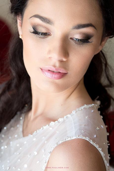 Maquillage Mariage élégant