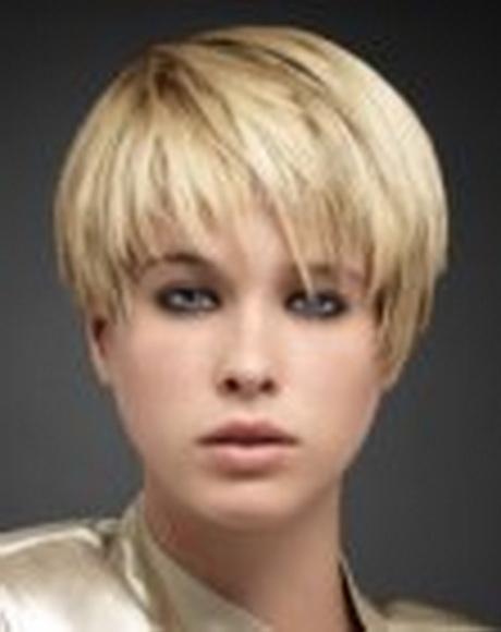 Mod le coiffure courte effil e - Coupe courte effilee destructuree ...
