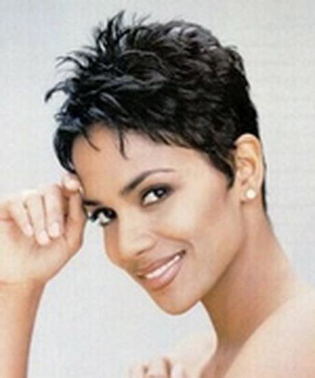 Mod Le De Coupe De Cheveux Courte Pour Femme