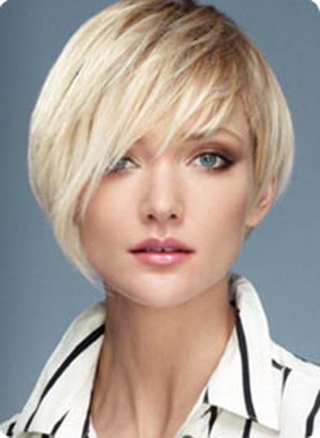 Mod les coiffures courtes d grad es - Modeles coupes courtes effilees ...