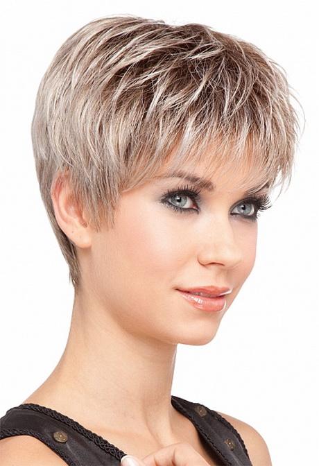 mod les de coiffures courtes pour cheveux fins