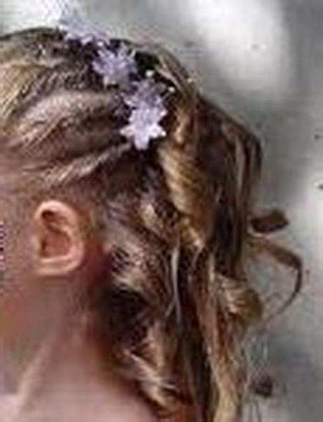 Photo coiffure enfant mariage for Salon de coiffure pour enfant