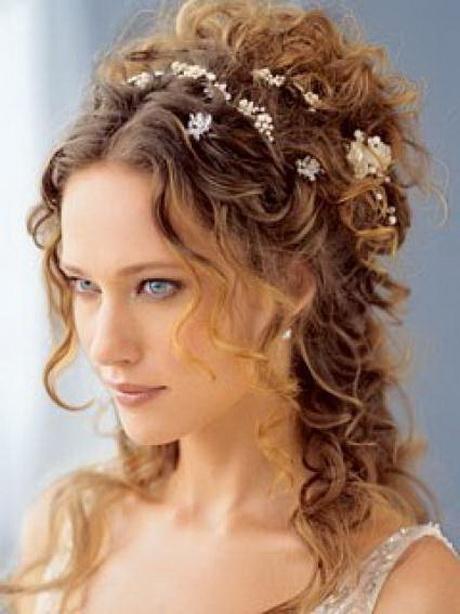 coiffure mariage cheveux longs lachés idée de coiffure