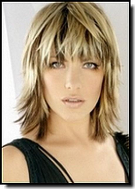 Coiffure modele mi long - Modele coiffure mi long ...