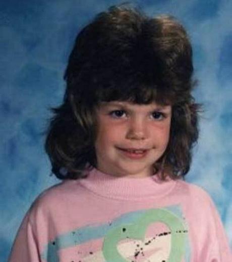 Coupe cheveux enfant fille - Coupe fillette mi long ...