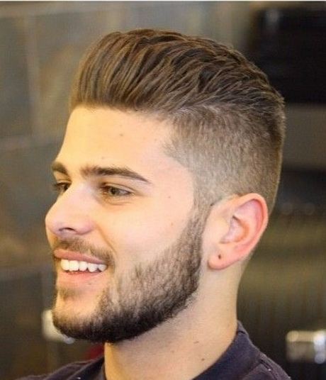 The Best New Men S Haircuts To Get In 2018: Coupe De Cheveux Homme Rasé