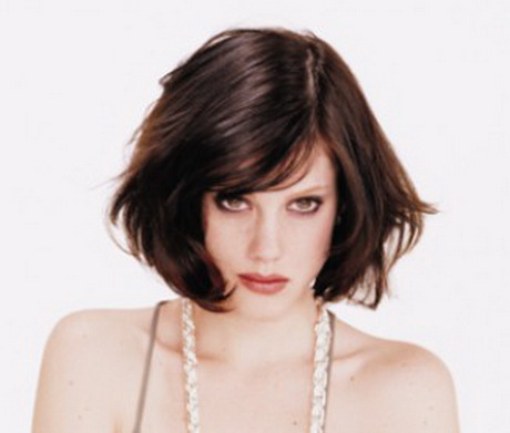 Coupe de cheveux pour visage carre - Coupe de cheveux femme visage carre ...