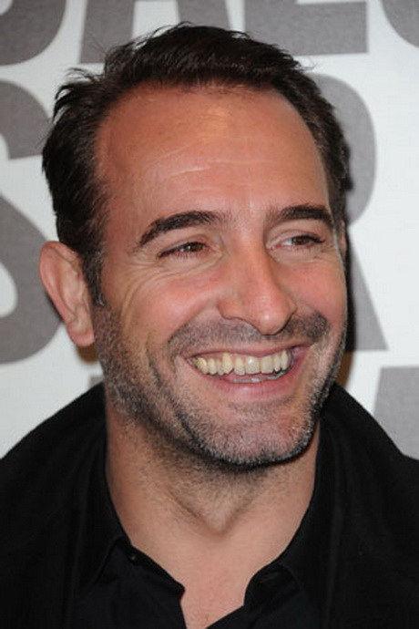Coupe homme calvitie for Jean dujardin 30 ans