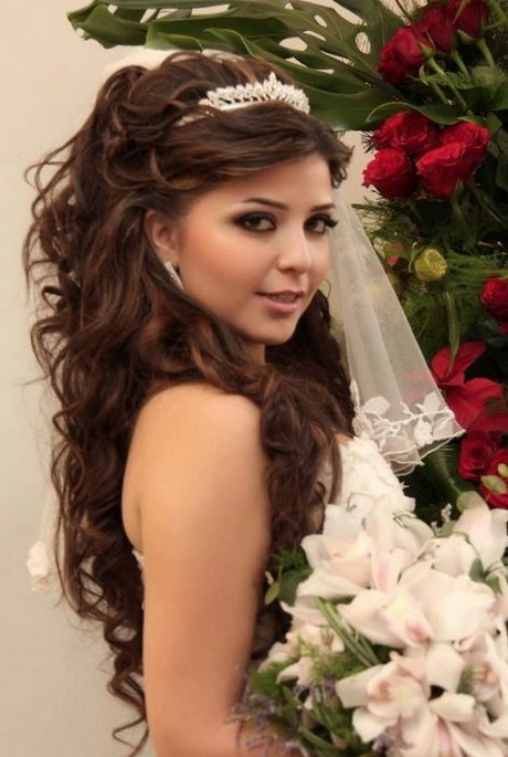 modele de coiffure cheveux long pour mariage. Black Bedroom Furniture Sets. Home Design Ideas