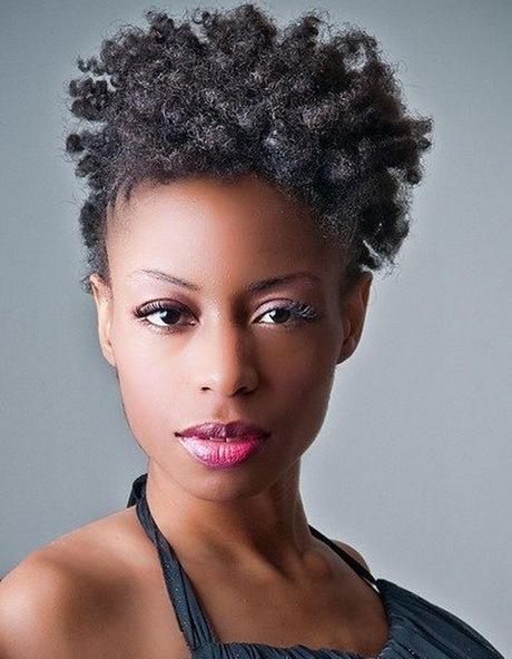 Coiffure Africaine Avec Cheveux Naturels