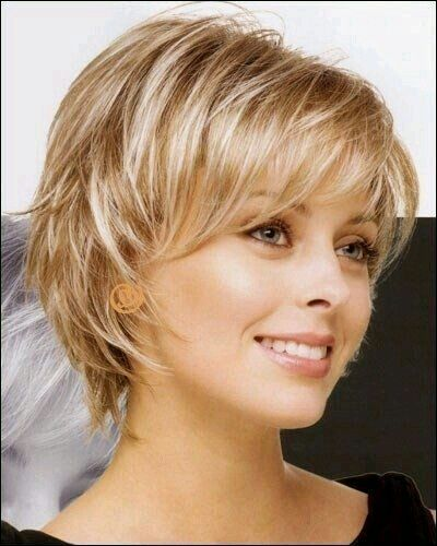 Coupe moderne femme 50 ans