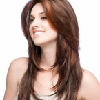 Coupe cheveux longs degrades