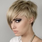 Modele coupe cheveux courts 2015